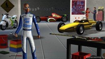 Симс 3 Скоростной режим (The Sims 3 Fast Lane Stuff)