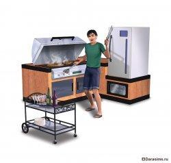 Симс 3 Отдых на природе (The Sims 3 Living Outdoor Stuff)