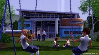 Симс 3 Городская жизнь (The Sims 3 Town Life Stuff)