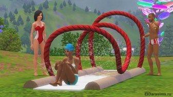 Симс 3 Кэти Перри Сладкие радости (The Sims 3 Katy Perry Sweet Treats Stuff)