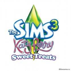 Логотип Симс 3 Кэти Перри Сладкие радости (The Sims 3 Katy Perry Sweet Treats Stuff)