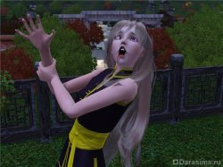 Аай! [The Sims 3]