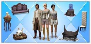 Майские новинки в The Sims 3 Store