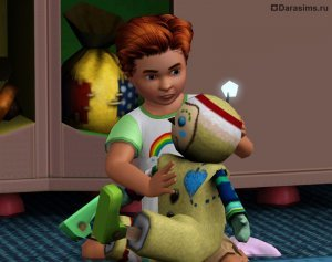 Воспитание детей в «The Sims 3» и аддонах