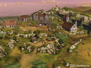 Обзор Королевства в «Симс Средневековье»