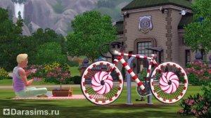 Дженнифер Лэйн о «The Sims 3 Кэти Перри Сладкие радости»