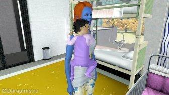Жить захочешь, не так вцепишься [The Sims 3]