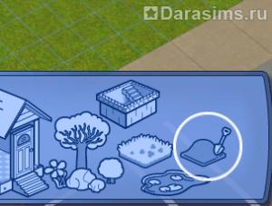 Как построить перевернутый дом в Симс 3