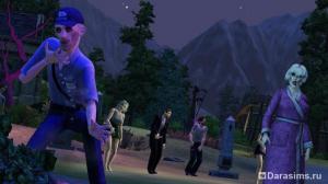 SimGuruKarsky продолжает отвечать на вопросы про «The Sims 3 Сверхъестественное»