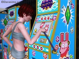 Азартные игры в «Симс 3»?