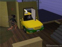 Доставка на дом [The Sims 3]