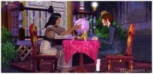 Новости из блога продюсера The Sims 3