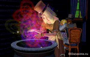Волшебный набор «Много магии» в Симс 3