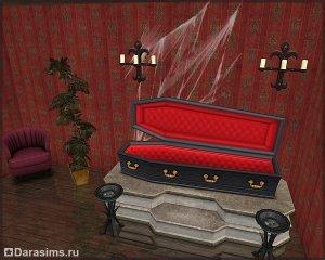 Вампиры и их особенности в «Симс 2 Ночная жизнь»