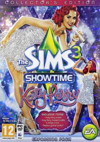 The Sims 3: Showtime. Katy Perry коллекционное издание