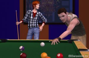 Романтические свидания и дружеские встречи в «The Sims 2 Nightlife»