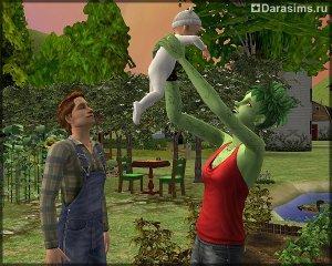 Ростоманы в «The Sims 2: Времена года»