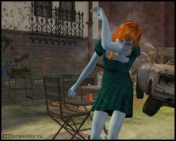 Проголодалась [The Sims 2]