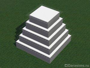 Сколько этажей можно построить в симс 3