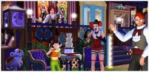Шоколадный фонтан и набор Цирк «Торжество» в The store