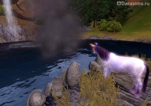 Единороги в «The Sims 3 Питомцы»