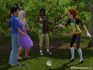 Карьера фокусника в «The Sims 3 Шоу-бизнес»