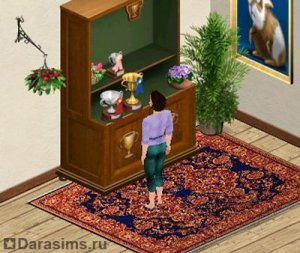 Питомцы в «The Sims Unleashed»