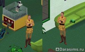 Питомцы в «The Sims Unleashed»