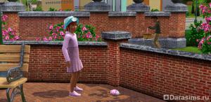 Весна в «The Sims 3 Seasons»: за апрельскими дождями придут майские цветы