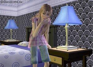 Болезни и лечение симов в Симс 2 и аддонах