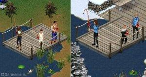 Отпуск, курорт и отдых в «The Sims Vacation»