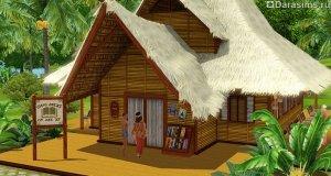 Добро пожаловать в рай! Городок Санлит Тайдс доступен для загрузки в «The Sims 3 Store»