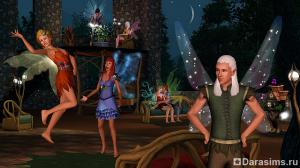 «The Sims 3 Сверхъестественное» от EA поступает в продажу