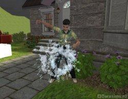 Без комментариев [The Sims 2]