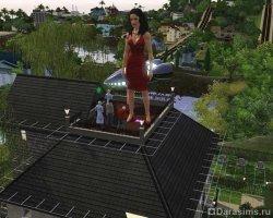 Гулливер в стране лилипутов [The Sims 3]