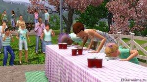 Презентация «The Sims 3 Seasons» на Gamescom 2012