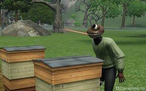 Пчеловодство в «The Sims 3 Supernatural»