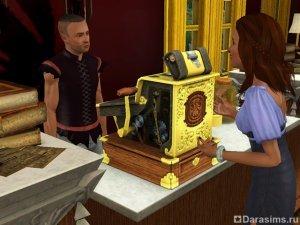 Навык алхимии в «The Sims 3: Сверхъестественное»