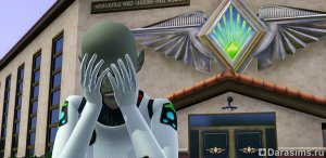 НЛО, пришельцы и атаки из космоса в «The Sims 3 Seasons»