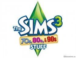 Логотип каталога «The Sims 3 Стильные 70-е, 80-е, 90-е»