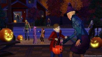 Страшный денек в «The Sims 3 Времена года»