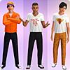 Осенне-зимняя коллекция одежды 55DSL в The Sims 3 Store