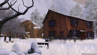 Зима в «The Sims 3 Времена года»