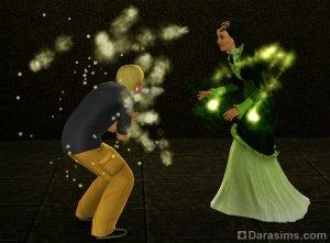 Ведьмы, колдуны и магия в «Симс 3 Сверхъестественное»