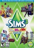 Обложка «The Sims 3 70′s, 80′s & 90′s Stuff»
