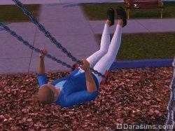 Непризнанный акробат [The Sims 3]