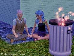 Романтика [The Sims 3]