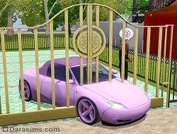 Я - блондинка, и паркуюсь, где хочу! [The Sims 3]