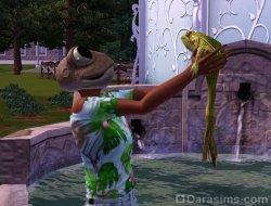 Встретились два одиночества [The Sims 3]