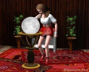 Лунный цикл, фазы луны и полнолуние в «Симс 3 Сверхъестественное»